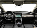 2020 Jaguar XF 30t Prestige, centered wide dash shot