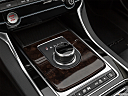 2020 Jaguar XF 30t Prestige, gear shifter/center console.