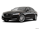 2020 Jaguar XF 30t Prestige, front angle medium view.