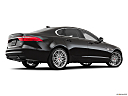 2020 Jaguar XF 30t Prestige, low/wide rear 5/8.