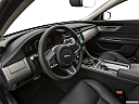 2020 Jaguar XF 30t Prestige, interior hero (driver's side).