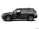 2020 Jeep Cherokee Limited, driver's side profile with drivers side door open.