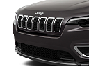 2020 Jeep Cherokee Limited, close up of grill.