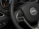 2020 Jeep Cherokee Limited, steering wheel controls (left side)