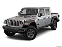 2020 Jeep Gladiator Rubicon, front angle view.