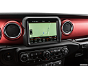 2020 Jeep Gladiator Rubicon, driver position view of navigation system.