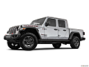 2020 Jeep Gladiator Rubicon, low/wide front 5/8.