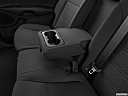 2020 Kia Sorento LX, rear center console with closed lid from driver's side looking down.