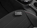 2020 Kia Soul GT-Line Turbo, key fob on driver's seat.