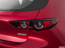 2020 Mazda MAZDA3 w/ Preferred Package, passenger side taillight.