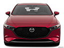 2020 Mazda MAZDA3 w/ Preferred Package, low/wide front.