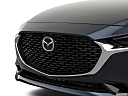 2020 Mazda MAZDA3 w/ Preferred Package, close up of grill.