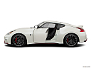 2020 Nissan 370Z Nismo, driver's side profile with drivers side door open.