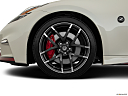 2020 Nissan 370Z Nismo, front drivers side wheel at profile.