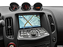2020 Nissan 370Z Nismo, driver position view of navigation system.