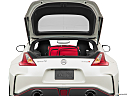 2020 Nissan 370Z Nismo, trunk props.