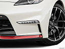 2020 Nissan 370Z Nismo, driver's side fog lamp.