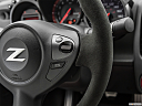 2020 Nissan 370Z Nismo, steering wheel controls (right side)