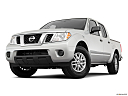 2020 Nissan Frontier SV, front angle view, low wide perspective.