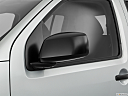 2020 Nissan Frontier SV, driver's side mirror, 3_4 rear