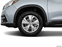 2020 Subaru Ascent 8- Passenger, front drivers side wheel at profile.