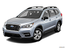 2020 Subaru Ascent 8- Passenger, front angle view.
