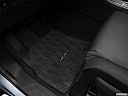 2020 Subaru Ascent 8- Passenger, driver's floor mat and pedals. mid-seat level from outside looking in.