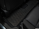 2020 Subaru Ascent 8- Passenger, rear driver's side floor mat. mid-seat level from outside looking in.