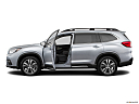 2020 Subaru Ascent Limited 7-Passenger, driver's side profile with drivers side door open.