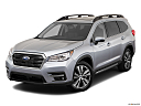 2020 Subaru Ascent Limited 7-Passenger, front angle view.
