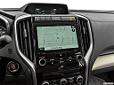 2020 Subaru Ascent Limited 7-Passenger, driver position view of navigation system.