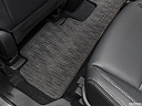 2020 Subaru Ascent Limited 7-Passenger, rear driver's side floor mat. mid-seat level from outside looking in.