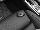 2020 Subaru Ascent Limited 7-Passenger, key fob on driver's seat.