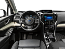 2020 Subaru Ascent Limited 7-Passenger, steering wheel/center console.