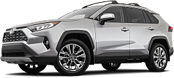 2020 Toyota RAV4 Limited Stock Photo