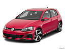 2020 Volkswagen Golf GTI 2.0T S, front angle view.