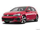 2020 Volkswagen Golf GTI 2.0T S, front angle medium view.