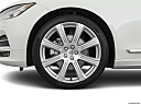 2020 Volvo V90 T5 Inscription, front drivers side wheel at profile.