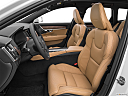 2020 Volvo V90 T5 Inscription, front seats from drivers side.