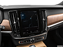 2020 Volvo V90 T5 Inscription, driver position view of navigation system.