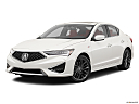 2021 Acura ILX Premium and A-Spec Package, front angle medium view.
