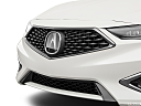 2021 Acura ILX Premium and A-Spec Package, close up of grill.