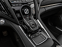 2021 Acura RDX A-Spec Package, gear shifter/center console.