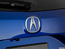 2021 Acura RDX A-Spec Package, rear manufacture badge/emblem
