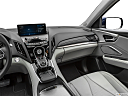 2021 Acura RDX, center console/passenger side.