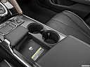 2021 Acura TLX, cup holders.