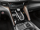 2021 Acura TLX, gear shifter/center console.