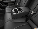 2021 Acura TLX, rear center console with closed lid from driver's side looking down.