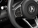 2021 Acura TLX, steering wheel controls (left side)