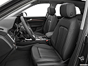 2021 Audi Q5 Premium 45 TFSI, front seats from drivers side.